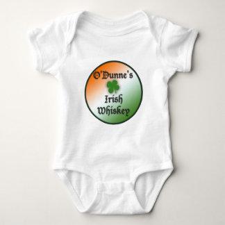 Irish Whiskey Baby Bodysuit