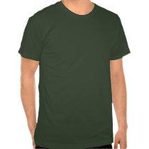 irish whiskey makes me frisky st patrick's day t-shirt
