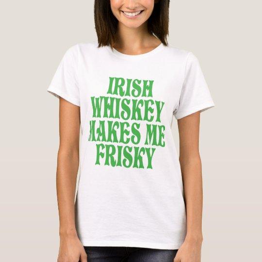 Irish Whiskey Tshirt