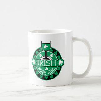 Irish Wine Girl4a Mug