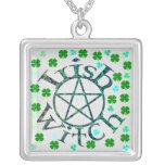 Irish Witch Necklace