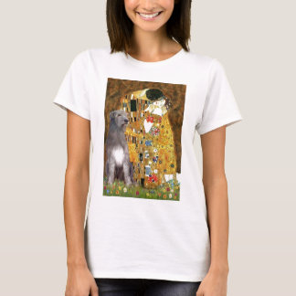 Irish Woldhound 1 - The Kiss T-Shirt