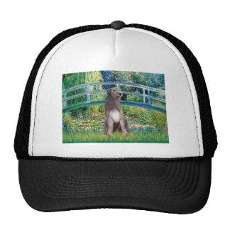 Irish Wolfhound 1 - Bridge Trucker Hat