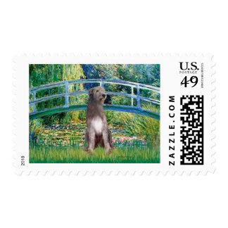 Irish Wolfhound 1 - Bridge Postage