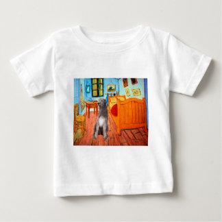 Irish Wolfhound 1 - Room at Arles Baby T-Shirt
