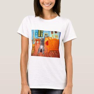 Irish Wolfhound 1 - Room at Arles T-Shirt