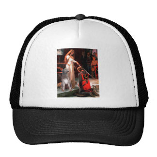Irish Wolfhound 1 - The Accolade Trucker Hat