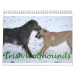 Irish Wolfhound 2012 Calendar
