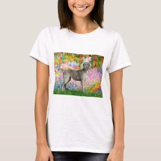 Irish Wolfhound 3 - Garden T-Shirt