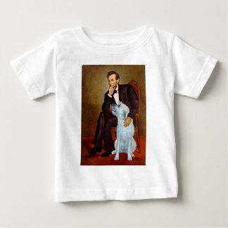 Irish Wolfhound 4 - Lincoln Baby T-Shirt