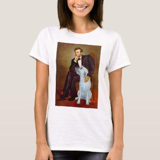 Irish Wolfhound 4 - Lincoln T-Shirt
