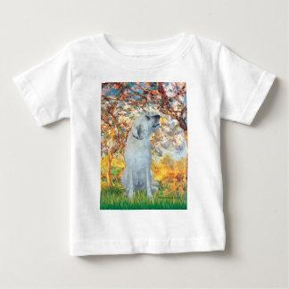 Irish Wolfhound 4 - Spring Baby T-Shirt