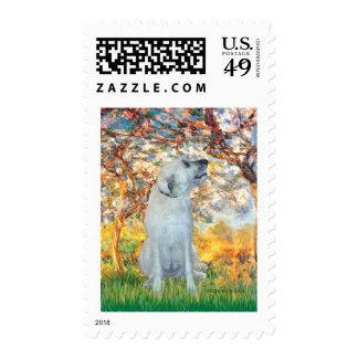 Irish Wolfhound 4 - Spring Postage
