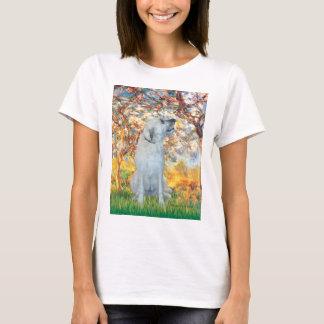 Irish Wolfhound 4 - Spring T-Shirt