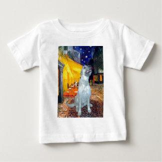 Irish Wolfhound 4 - Terrace Cafe Baby T-Shirt