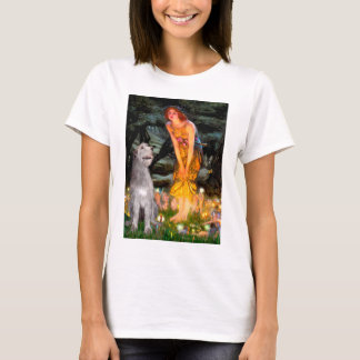 Irish Wolfhound 6 - MidEve T-Shirt