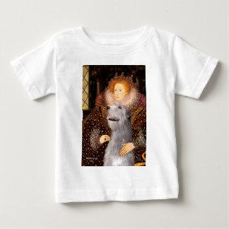 Irish Wolfhound 6 - Queen Baby T-Shirt