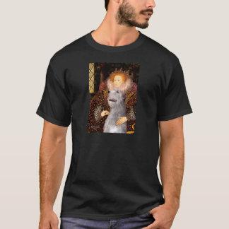 Irish Wolfhound 6 - Queen T-Shirt