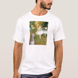 Irish Wolfhound 6 - Two Dancers T-Shirt