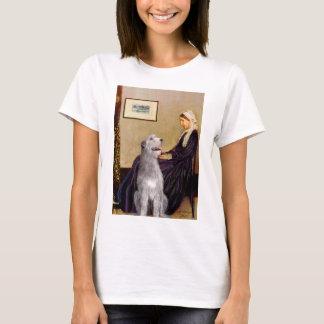 Irish Wolfhound 6 - Whistlers Mother T-Shirt