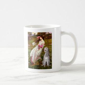 Irish Wolfhound 6 - Windflowers Coffee Mug