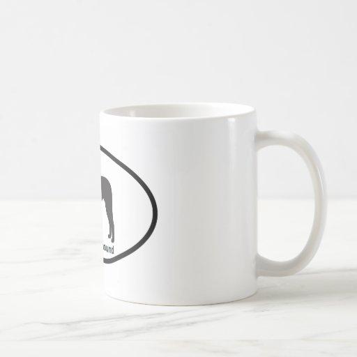 Irish Wolfhound Coffee Mug
