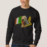 Irish Wolfhound Erin Go Bragh Sweatshirt