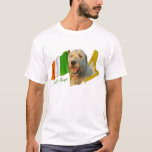 Irish Wolfhound Erin Go Bragh T-Shirt
