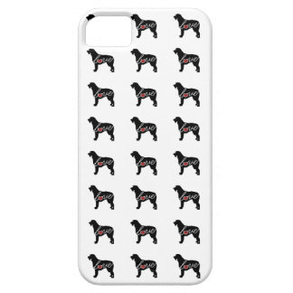 Irish Wolfhound Love iPhone SE/5/5s Case