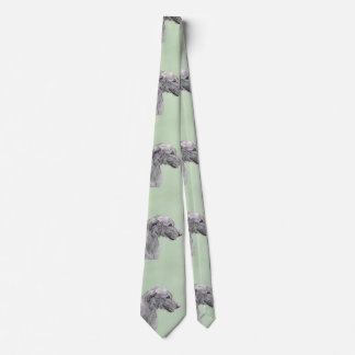 Irish Wolfhound Neck Tie