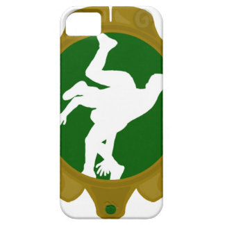 Irish Wrestling.png iPhone SE/5/5s Case