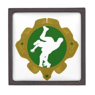 Irish Wrestling.png Premium Jewelry Box