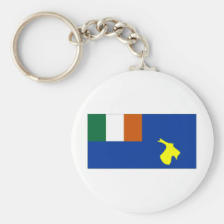Irish Yacht Club Flag Key Chains