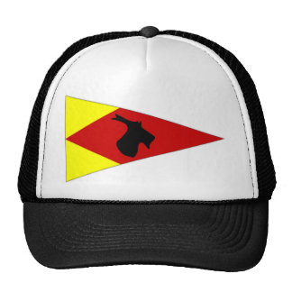 Irish Yachting Pennant Trucker Hats