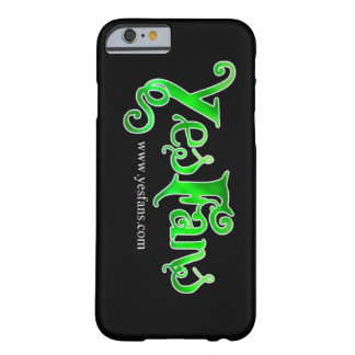 Irish Yesfans.com Cover! Barely There iPhone 6 Case
