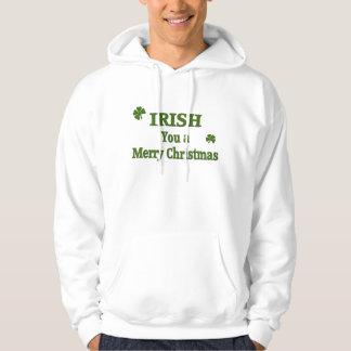 Irish You Hoodie