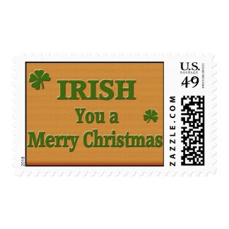 Irish You Postage