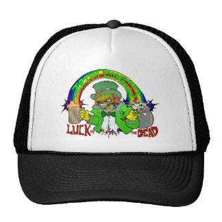 Irish Zombie Trucker Hat