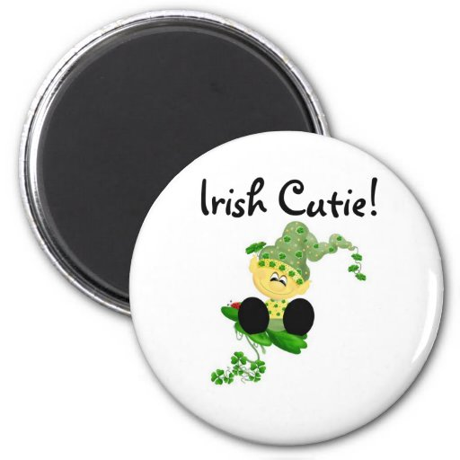 IRISHCUTIETEE REFRIGERATOR MAGNETS