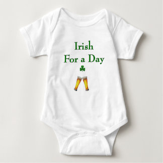 IrishForADay Baby Bodysuit