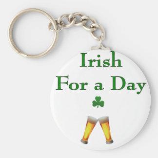 IrishForADay Keychain