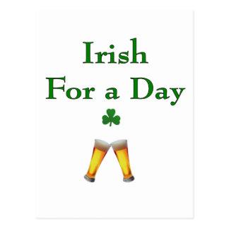 IrishForADay Postcard