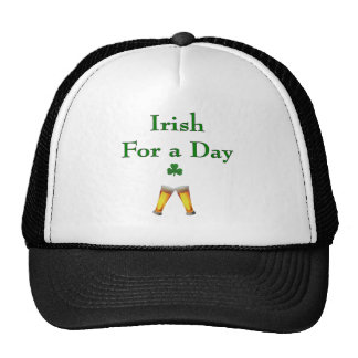 IrishForADay Trucker Hat