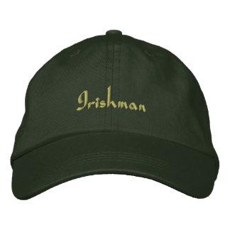 Irishman Embroidered Cap / Hat