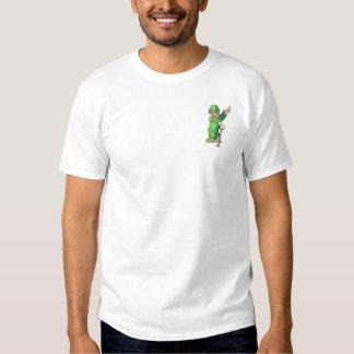 Irishman Embroidered T-Shirt