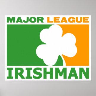 Irishman! Poster
