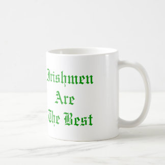 Irishmen are the Best 11oz Mug