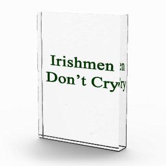Irishmen Don t Cry Awards