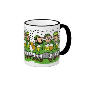 Irishmen's Celebration Mug