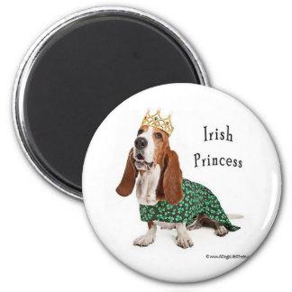 IrishPrincess 2 Inch Round Magnet